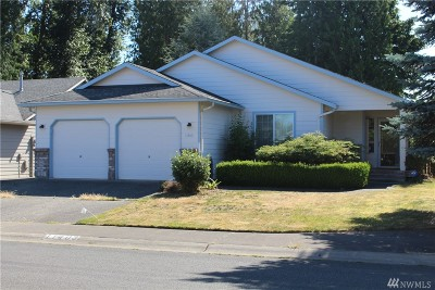 Marysville Single Family Home For Sale: 11403 54th Dr NE