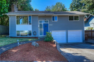 Tacoma Single Family Home For Sale: 5010 N 11th