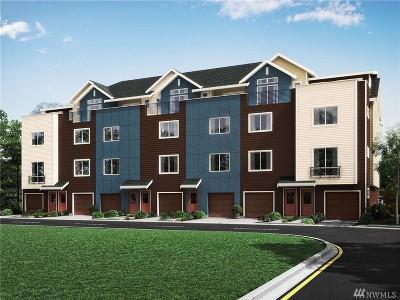Bellevue Condo/Townhouse For Sale: 1406 159th Place NE #6.5