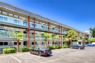 Bellevue Condo/Townhouse For Sale: 701 122nd Ave NE #209