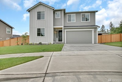 Puyallup Single Family Home For Sale: 2519 12th St Pl SW