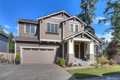 Gig Harbor Single Family Home For Sale: 3903 Plume Lane NW