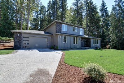 Bellingham Single Family Home Pending: 133 Hiline Rd