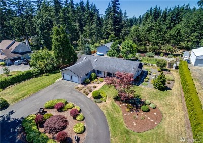 Whatcom County Single Family Home For Sale: 5685 W 11th Place