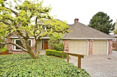 Edmonds Single Family Home For Sale: 19210 Olympic View Dr