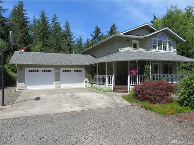 Thurston County Single Family Home For Sale: 4402 79th Ave SW