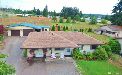 Centralia Single Family Home For Sale: 3410 Travera Place