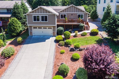 Bellingham Single Family Home For Sale: 1328 Parkstone Lane
