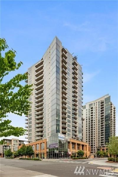 Condo/Townhouse For Sale: 10610 NE 9th Place #602