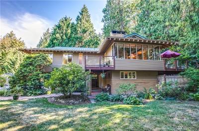 Bainbridge Island Single Family Home For Sale: NE Monte Vista Dr