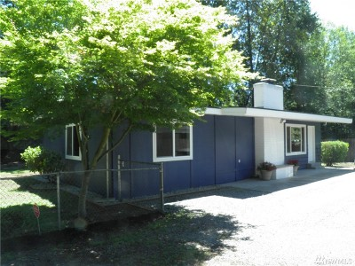 Maple Valley Single Family Home For Sale: 22519 SE Bain Rd