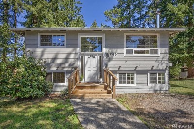 Bremerton Single Family Home For Sale: 1380 NW Silver St