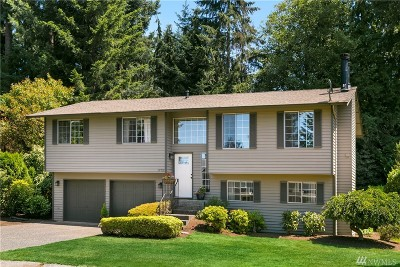 Bothell Single Family Home For Sale: 19731 25th Dr SE
