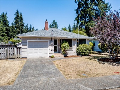 Pierce County Single Family Home For Sale: 1031 Greenway Ave