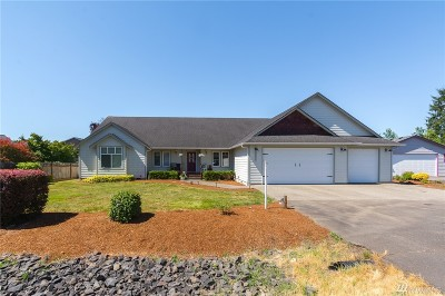 Chehalis Single Family Home For Sale: 161 Ironwood Ct