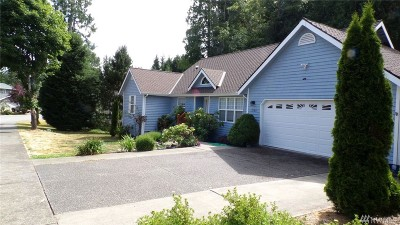 Bellingham WA Single Family Home For Sale: $535,000