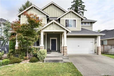 Puyallup Single Family Home For Sale: 7931 164th St E