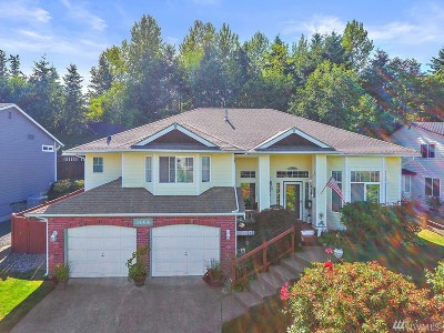 Puyallup Single Family Home For Sale: 2604 18th St SE
