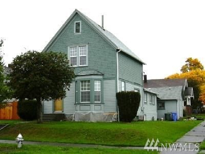 Tacoma Single Family Home For Sale: 3702 S J St