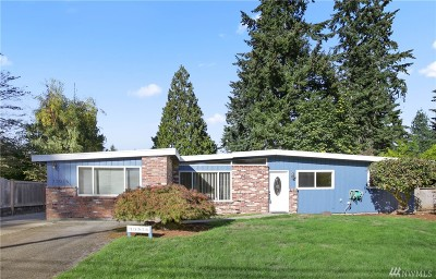 Kirkland Single Family Home For Sale: 13016 NE 112th St