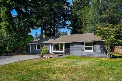 Mountlake Terrace Single Family Home For Sale: 21904 54th Ave W