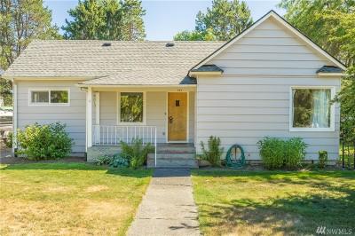 Whatcom County Single Family Home For Sale: 223 B St