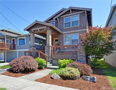 Snoqualmie Single Family Home For Sale: 8336 Silva Ave SE