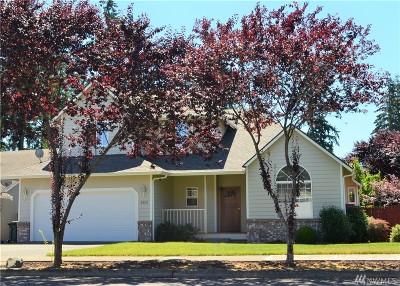 Thurston County Single Family Home For Sale: 8519 Sebastian Dr NE