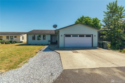Chehalis Single Family Home For Sale: 1287 SW Ripple Ct