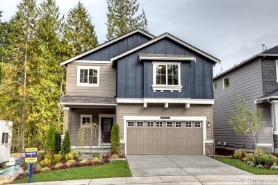 Woodinville Single Family Home For Sale: 15128 126th Ave NE #91