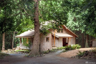 Whatcom County Single Family Home For Sale: 254 Dolphin Place