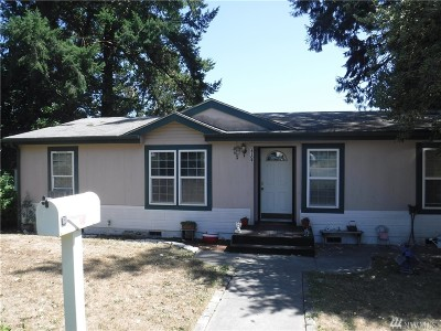 Bremerton Single Family Home For Sale: 4109 McCall Blvd W