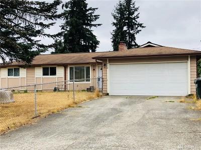 Tacoma Single Family Home For Sale: 1910 E 59th St