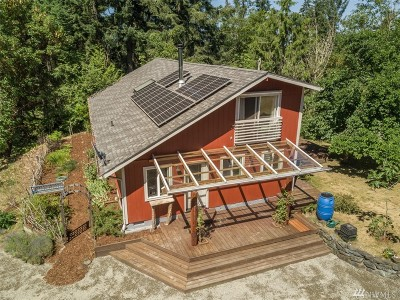 Thurston County Single Family Home For Sale: 17148 Russian Hill Lane SE