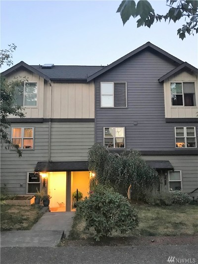 Seattle Single Family Home For Sale: 9008 18th Ave SW #A