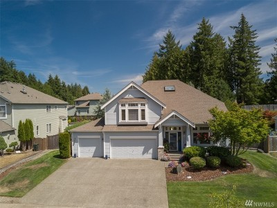 Thurston County Single Family Home For Sale: 3234 Cedrona Dr NW