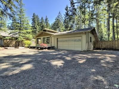 Shelton WA Single Family Home For Sale: $185,000