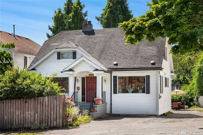 Seattle Single Family Home For Sale: 3115 E Yesler Wy