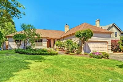 Redmond Single Family Home For Sale: 5227 154th Ave NE