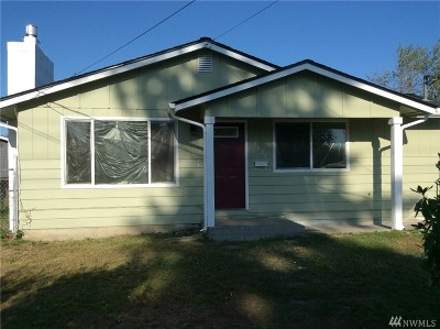 Tacoma Single Family Home For Sale: 7827 S Ainsworth Ave