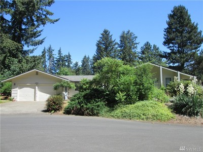 Thurston County Single Family Home For Sale: 4801 34th Ct SE