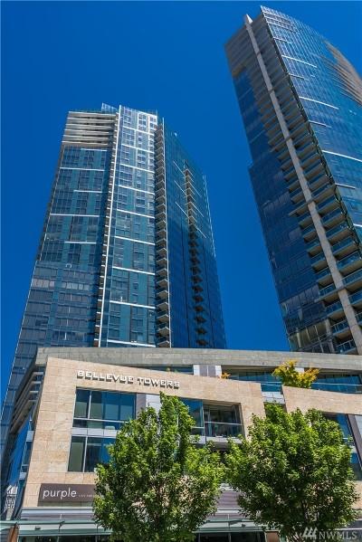 Bellevue Condo/Townhouse For Sale: 500 106th Ave NE #2415