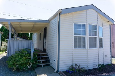 Mount Vernon Mobile Home For Sale: 2522 Old Hwy 99 S #4