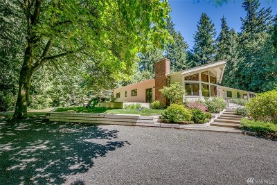 Bainbridge Island Single Family Home For Sale: 15620 Agatewood Rd NE