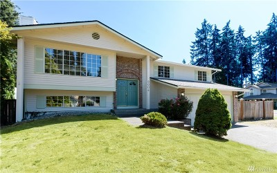 Pierce County Single Family Home For Sale: 8904 120th St Ct E