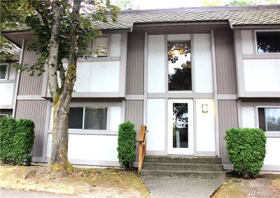 Federal Way Condo/Townhouse For Sale: 4601 SW 320th St #J3