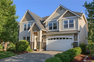 Bonney Lake Single Family Home For Sale: 18016 113th St E