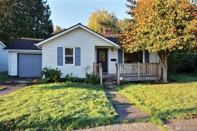 Renton Single Family Home For Sale: 3101 SE 6th St