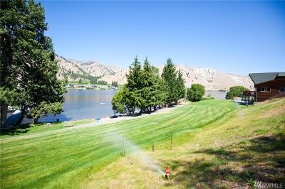 Chelan, Chelan Falls, Entiat, Manson, Brewster, Bridgeport, Orondo Residential Lots & Land For Sale: 140 Desert Shores Dr