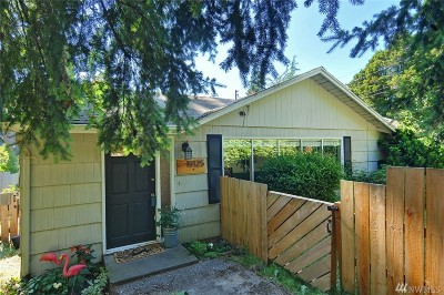 Shoreline Single Family Home For Sale: 19125 Stone Ave N